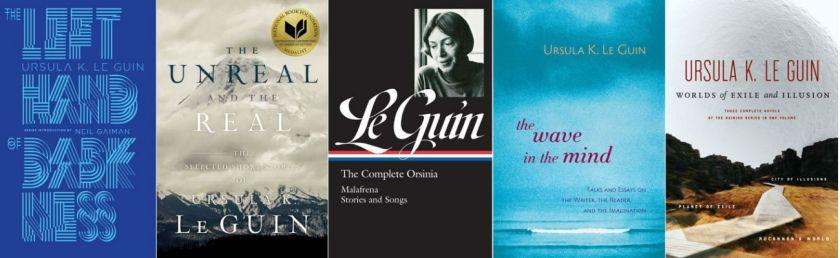 Le-Guin-Books