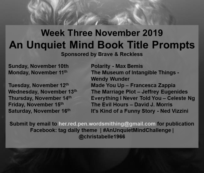 Week Three Prompts WordPress.Facebook