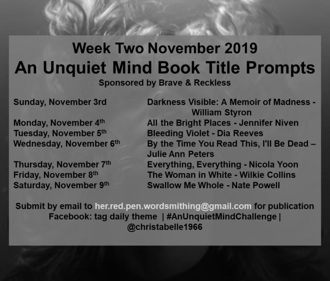 Week Two Prompts WordPress.Facebook
